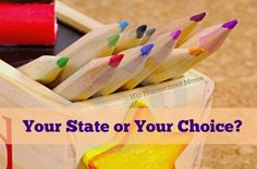 Your State or Your Choice? - Hip Homeschool Moms