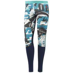 Reebok CrossFit CORDURA® Compression Legging - White