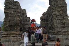 Avantiswara Mandir- Kashmir Temples