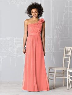 Maybe we need coral flower girls? Coral looks gorgeous against the brown skin tone. MG would also rock coral!