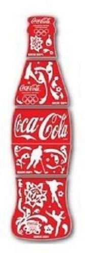 SOCHI 2014   Coca-Cola • The four pins that were available through McDonald's