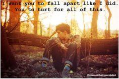 Fall Apart - Every Avenue