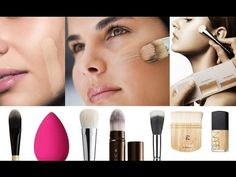5 tutorials to teach you how to apply foundation like a pro