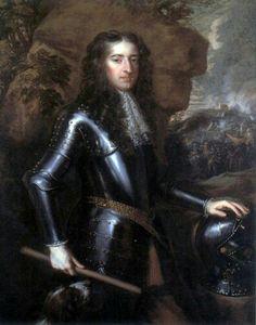 Wilhelm III. von Oranien-Nassau(* 4.Novemberjul./14.November1650greg.inDen Haag; † 8.Märzjul./19.März1702greg.imKensington PalaceinKensington) war seit 1672StatthalterderNiederlandeund ab 1689 inPersonalunionKönig von England,SchottlandundIrland. Dabei ist er alsKönig von EnglandWilhelm III., alsKönig von Schottlandaber Wilhelm II. Die besondere Rolle Wilhelms in der britischen Geschichte rührt aus dem Verlauf derGlorious Revolution1688/89.