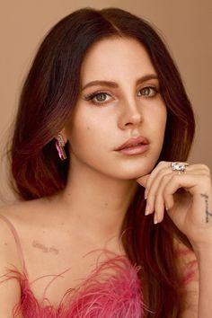 Lana Del Rey for ELLE UK 2017