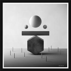Monoliths Gallery on Behance