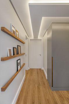 Pin Decor - Just another WordPress site House Ceiling Design, Bedroom False Ceiling Design, House Design, Hallway Decorating, Entryway Decor, Diy Bedroom Decor, Home Decor, Flur Design, Plafond Design