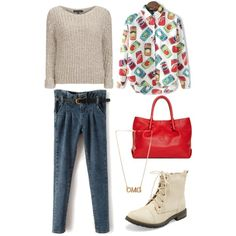 """Look 380"" by solochicass on Polyvore"