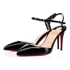 Chaussures femme - Rivierina Vernis - Christian Louboutin