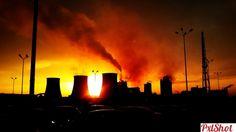 Apus industrial | Apusul in oras - PxlShot.ro