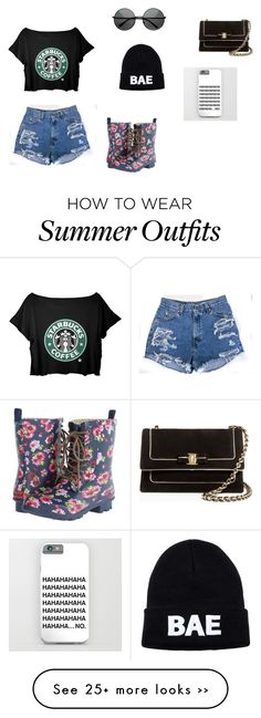 """summer outfit"" by jorlisye on Polyvore"
