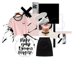 """""""my first post in 2016"""" by khns-nbl on Polyvore featuring Puma, New Look and Nine West"""