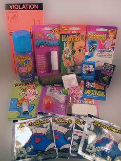 "HOUSE PARTY ""ULTIMATE"" PRANK KIT...... Party Rock'n in the House Tonight…… Everybody lose your mind! Prank, Prank, Prank, with our ""Ultimate"" House Party Prank Kit. Everything you need and I mean everything you'll need, to bring the house down. I'm just saying! www.theonestopfunshop.com"