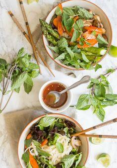 20 Rice Noodle Recipes We Cant Stop Slurping via Brit + Co