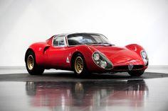 Alfa Romeo 33 Stradale #cars #vintage