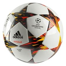 Adidas Finale 14 Top Training Soccer Ball (White /Solar Red /Solar Gold)…