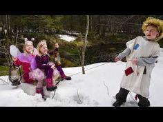 VIDEO: Piilometsän väki: Vettenhaltijat-video