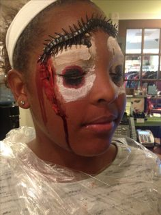 Pro Soto Training Center - Special Effects Makeup - Halloween Makeup