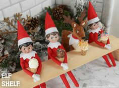 Elf on the Shelf Ideas | Cool Cones | The Elf on the Shelf®