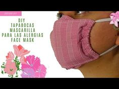 – How To Make Face Masks and Headbands – Videos – Genealogical Collection Sewing Hacks, Sewing Crafts, Sewing Projects, Knitting Patterns, Sewing Patterns, Costura Diy, Creation Couture, Diy Mask, Tapas