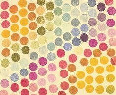 color dots by elizajanecurtis, via Flickr