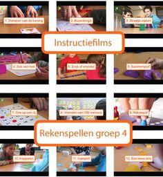 groep 4 Rekenspellen - Lesmateriaal bestellen voor groep: - Menne Instituut - Met Sprongen Vooruit