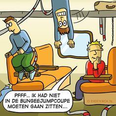 Om de tijd te doden als je weer eens op een vertraagde trein staat te wachten: 7 treingerelateerde cartoons!