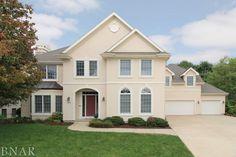 For sale $395,000. 2201 Foxtail, Bloomington, IL 61704