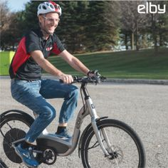 Why not ride before you buy? Book a test ride today at Elbybike.com/testride! #ElbyBike #eBike #electricbike #velofix #savetimeridemore
