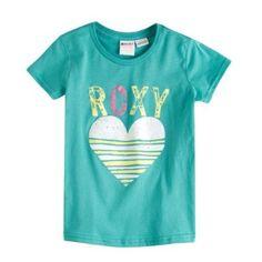 Roxy Smile Flyer T Shirt -Kids  $14.40