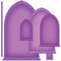 Arched Windows One