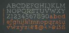 Fonts - Gist Rough by Yellow Design Studio - HypeForType Font Shop