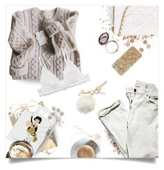 """""""Coffee Capricorn"""" by brynhawbaker ❤ liked on Polyvore featuring BROOKE GREGSON, In Your Dreams, Charlotte Russe, MICHAEL Michael Kors, Chanel, Monki, Odeme and Case-Mate"""