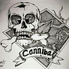 Skull #drawskull #skull #skullart  #art #drawingpen #jaroot_art