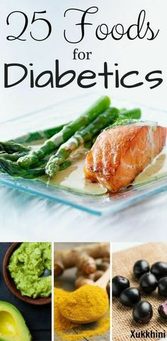 25 foods for diabetics