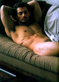 David Gandy... Oh my..
