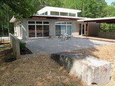 D.O.C. Unlimited Prefab House Is A Simple And Modern Residence. Prefab  HousesColumnsHome DesignConcreteHouse ...