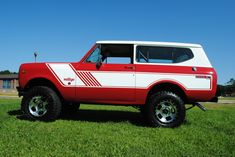 1972 International Harvester Scout II for sale on BaT Auctions - closed on January 8 2019 (Lot Classic Bronco, Classic Ford Broncos, Classic Trucks, International Scout Ii, International Harvester Truck, Pickup Trucks, Ford Trucks, Cool C, Buggy