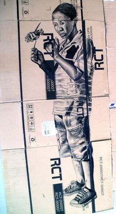 charcoal on cardboard My Childhood, Growing Up, Charcoal, Africa, Fictional Characters, Afro