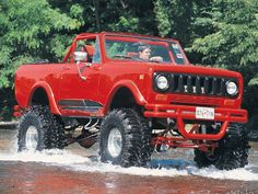 1974 International Harvester Super Scout...