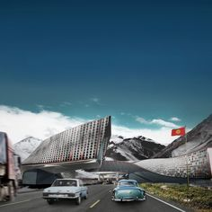 Gallery of Winners Named for 2013-2014 Steel Design Student Competition: Border Crossing - 2