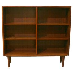 Vintage Danish Rosewood Bookcase   From a unique collection of antique and modern bookcases at https://www.1stdibs.com/furniture/storage-case-pieces/bookcases/