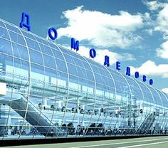 Domodedovo Airport, Moscow...The only place in Russia that I don't miss
