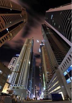 DUBAI - UNITED ARAB EMIRATES. Skylines.  #dubai  #uae