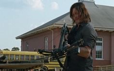 FINALLY… Norman Reedus Reveals Daryl Just Won't Have A Relationship With This Character… |