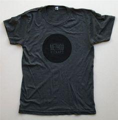 Method & Craft Official Shirt - $20