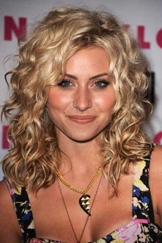 Curly Hairstyle | Long Hairstyles Haircuts 2014 – 2015