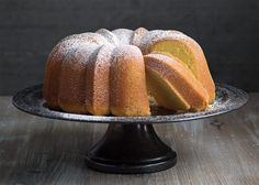 Classic Pound Cake - Bake from Scratch