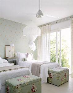 Cómo elegir la cortina perfecta para cada ventana · ElMueble.com · Escuela deco