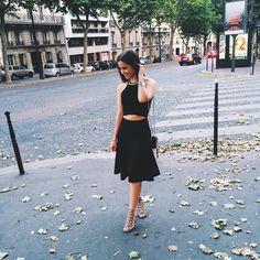 "Marina Bragança no Instagram: ""Last night in Paris """